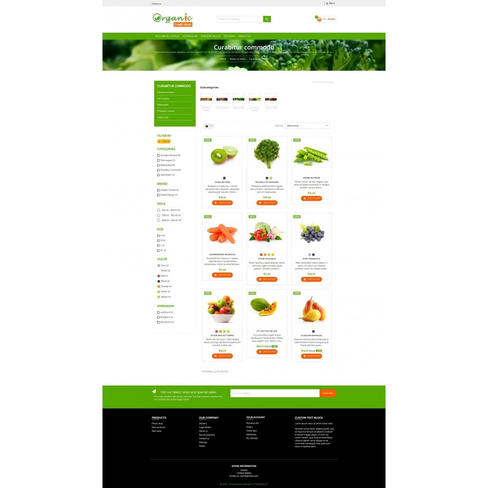 theme - Eten & Restaurant - Organic Fresh Naturals Multipurpose HTML5 - 6