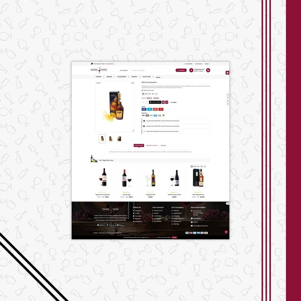 theme - Getränke & Tabak - Swiss Wine Store - 5