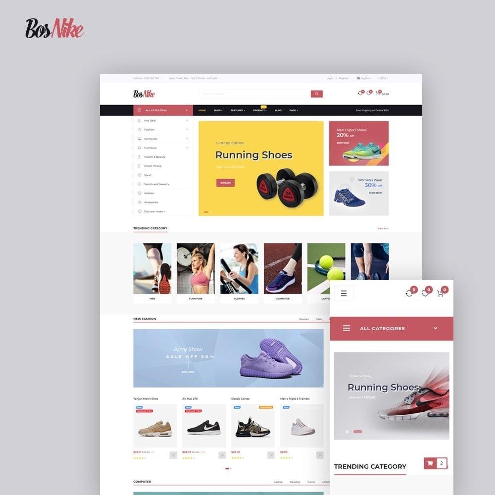 theme - Moda & Calçados - Bos Nike - 1