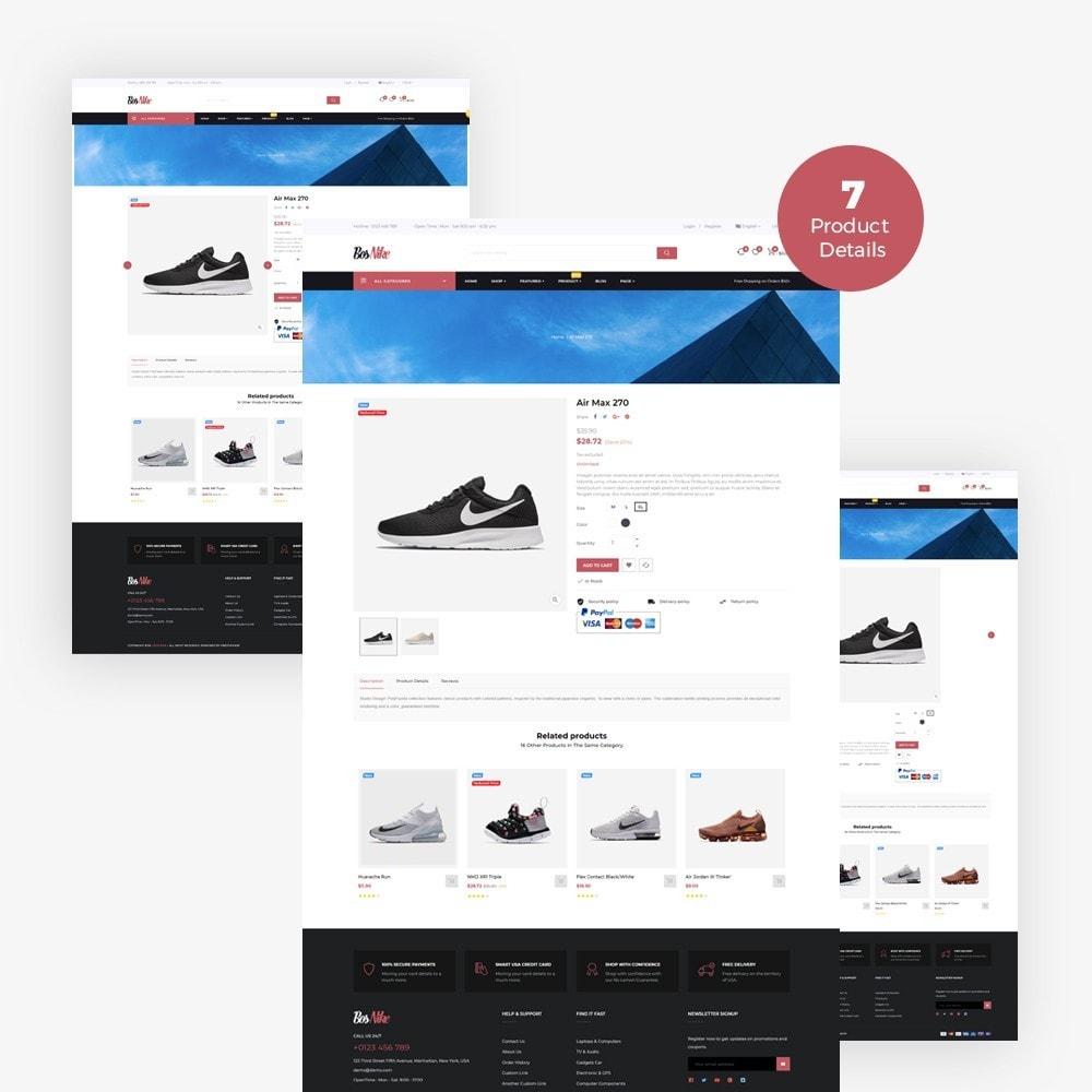 theme - Moda & Calçados - Bos Nike - 7