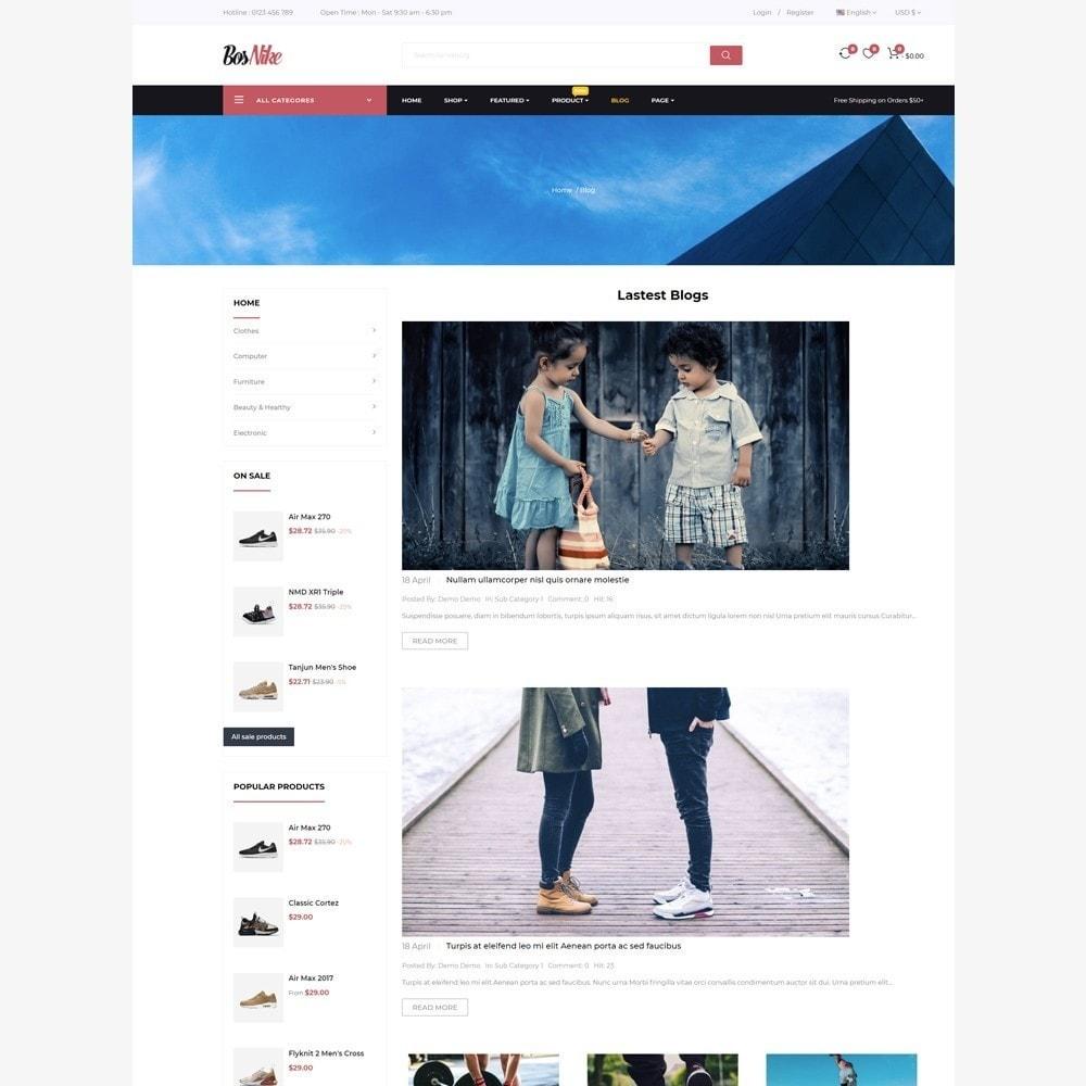 theme - Moda & Calçados - Bos Nike - 8