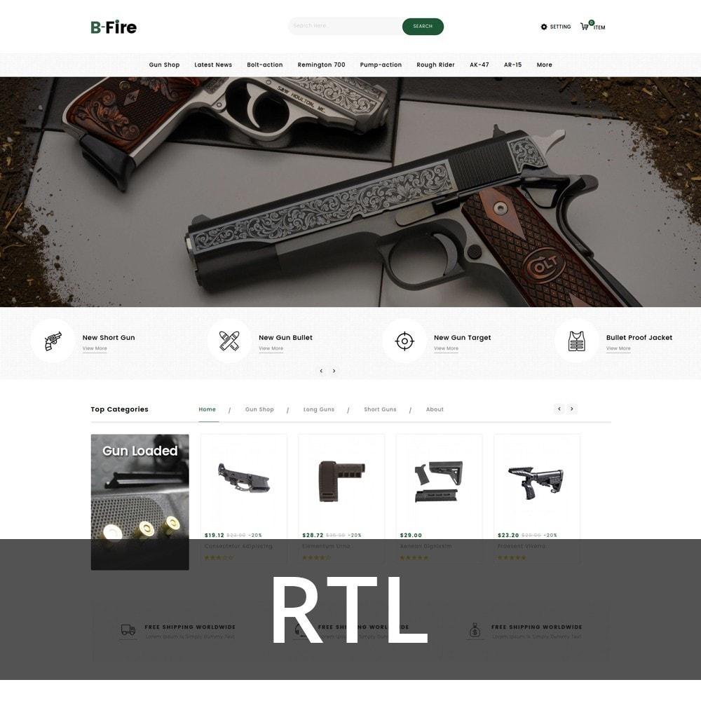 theme - Auto & Moto - Bfire Gun & Tools Store - 3