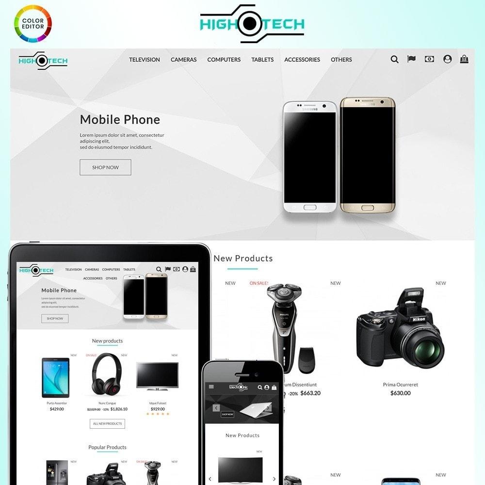High Tech Store