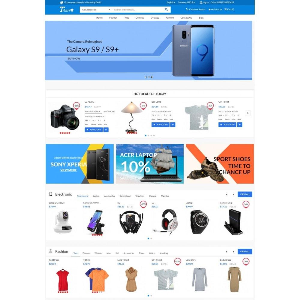 theme - Elettronica & High Tech - Titan Market - 2