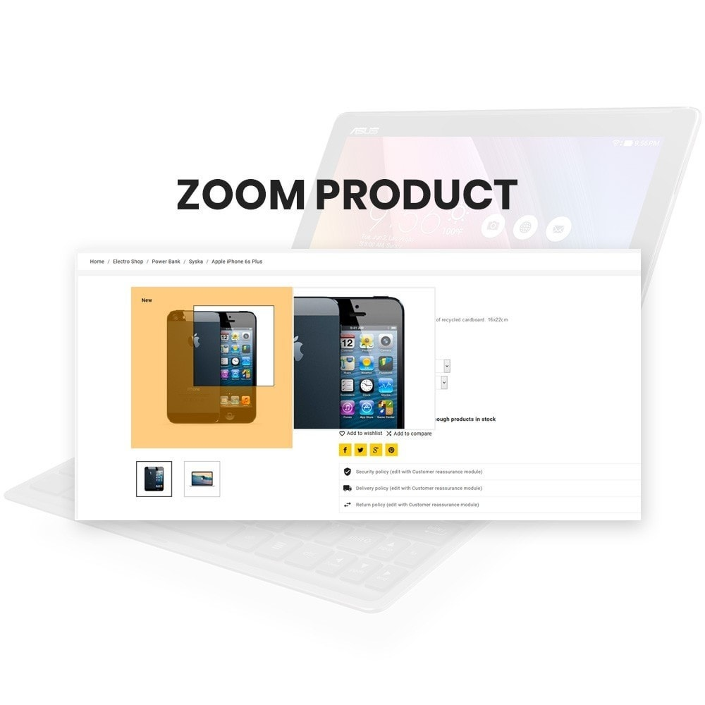 theme - Electronics & Computers - Mega Store - Electronic Shop - 6