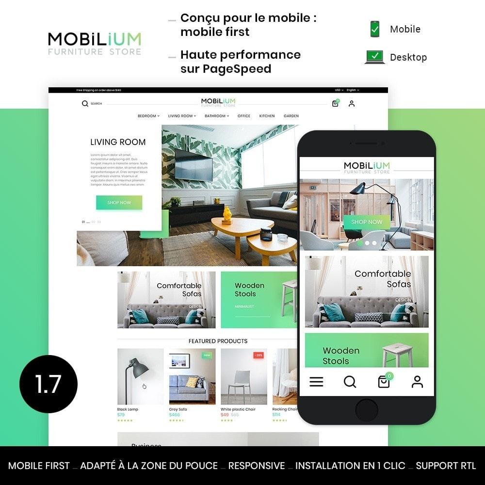 Mobilium - Design & Performance