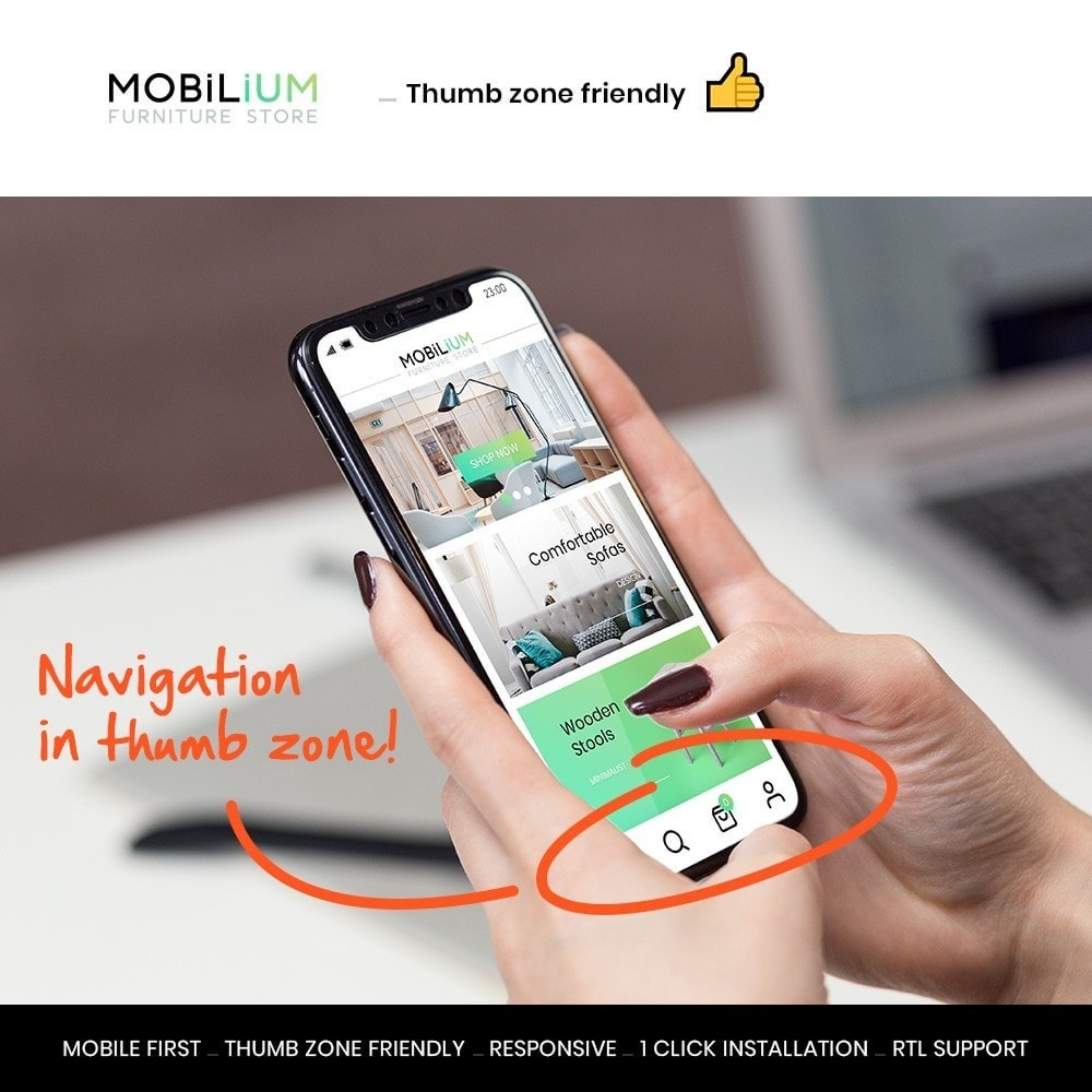 Mobilium - Design & Performance