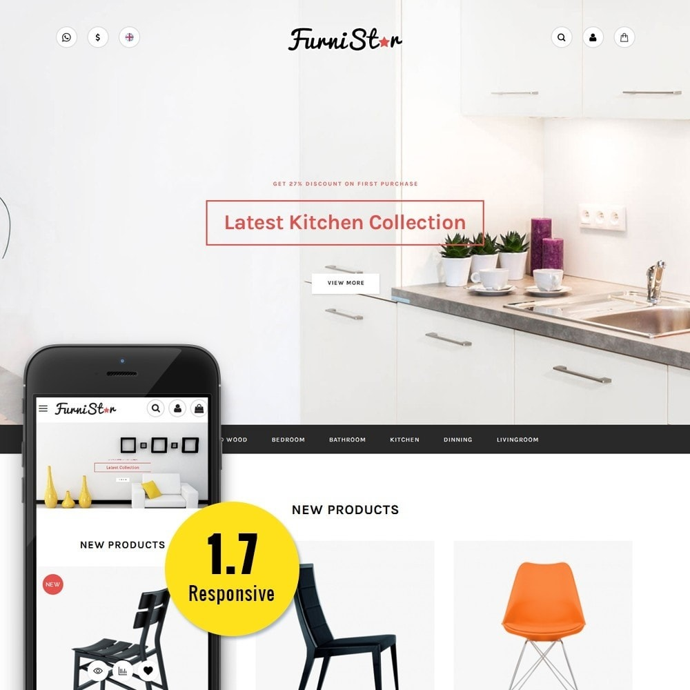 theme - Heim & Garten - Furnistar Furniture Store - 1