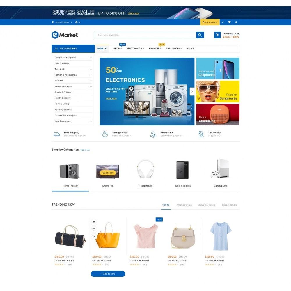 theme - Electronics & Computers - eMarket - Electronic Supermarket Store - 2