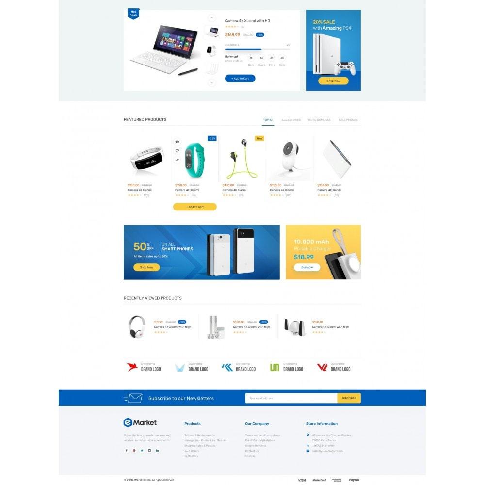 eMarket - Electronic Supermarket Store