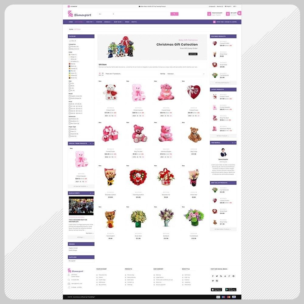 Blumenport Gift – Gift Super Shop