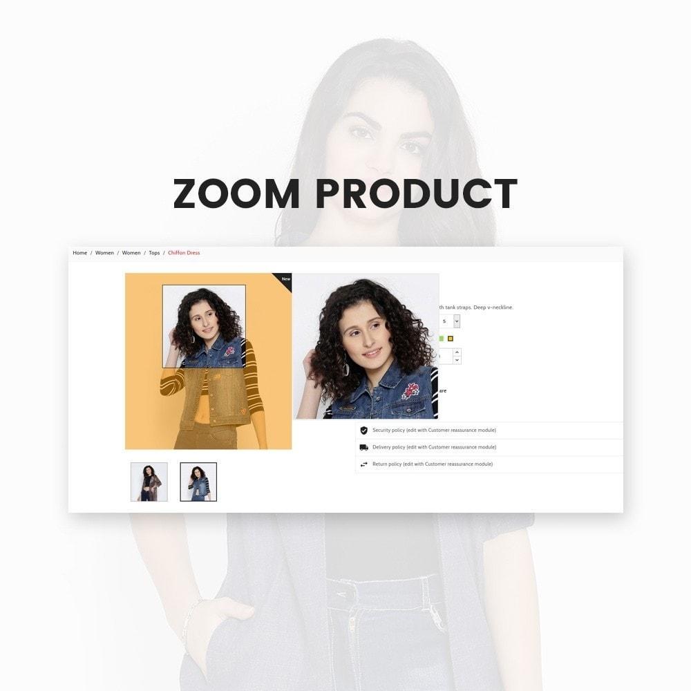 theme - Fashion & Shoes - Kenzo Stylo Fashion Shop - 7