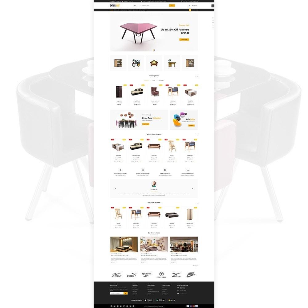 theme - Home & Garden - Interi Art - Designer Furniture Shop - 2