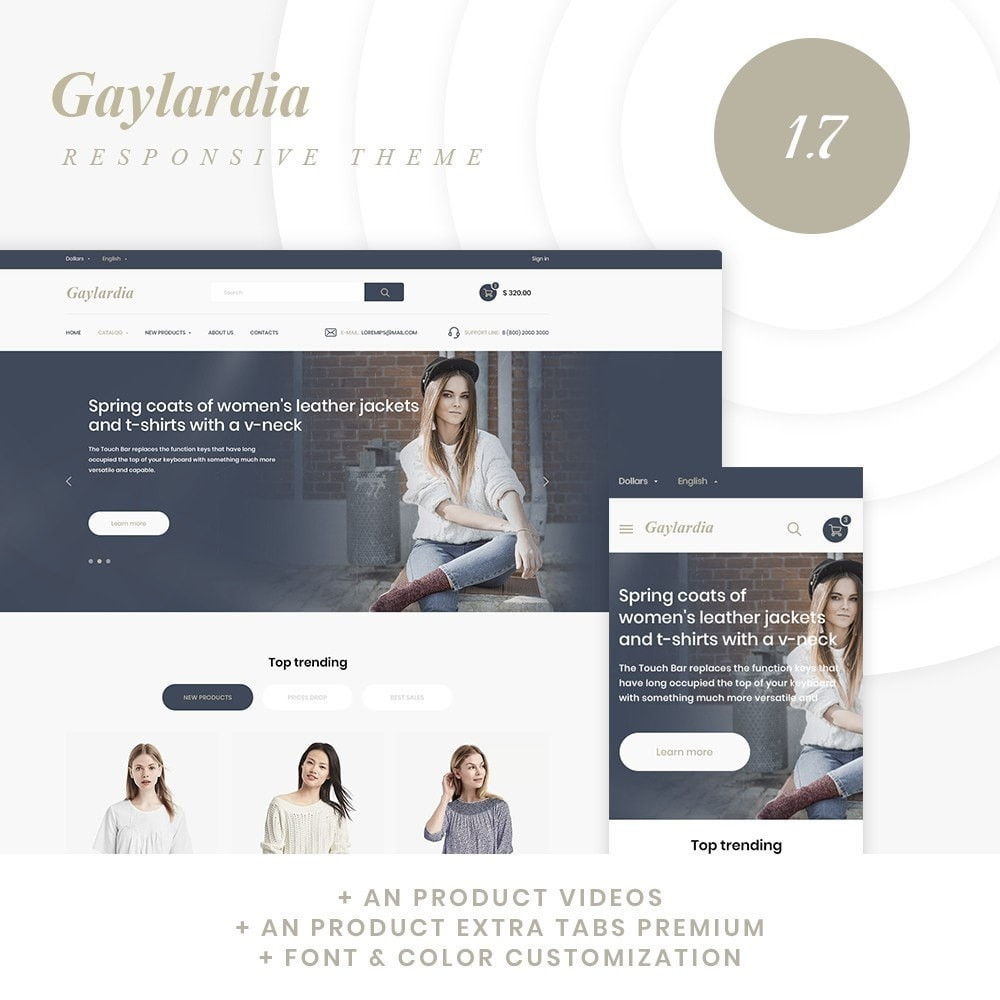 Gaylardia Fashion Store