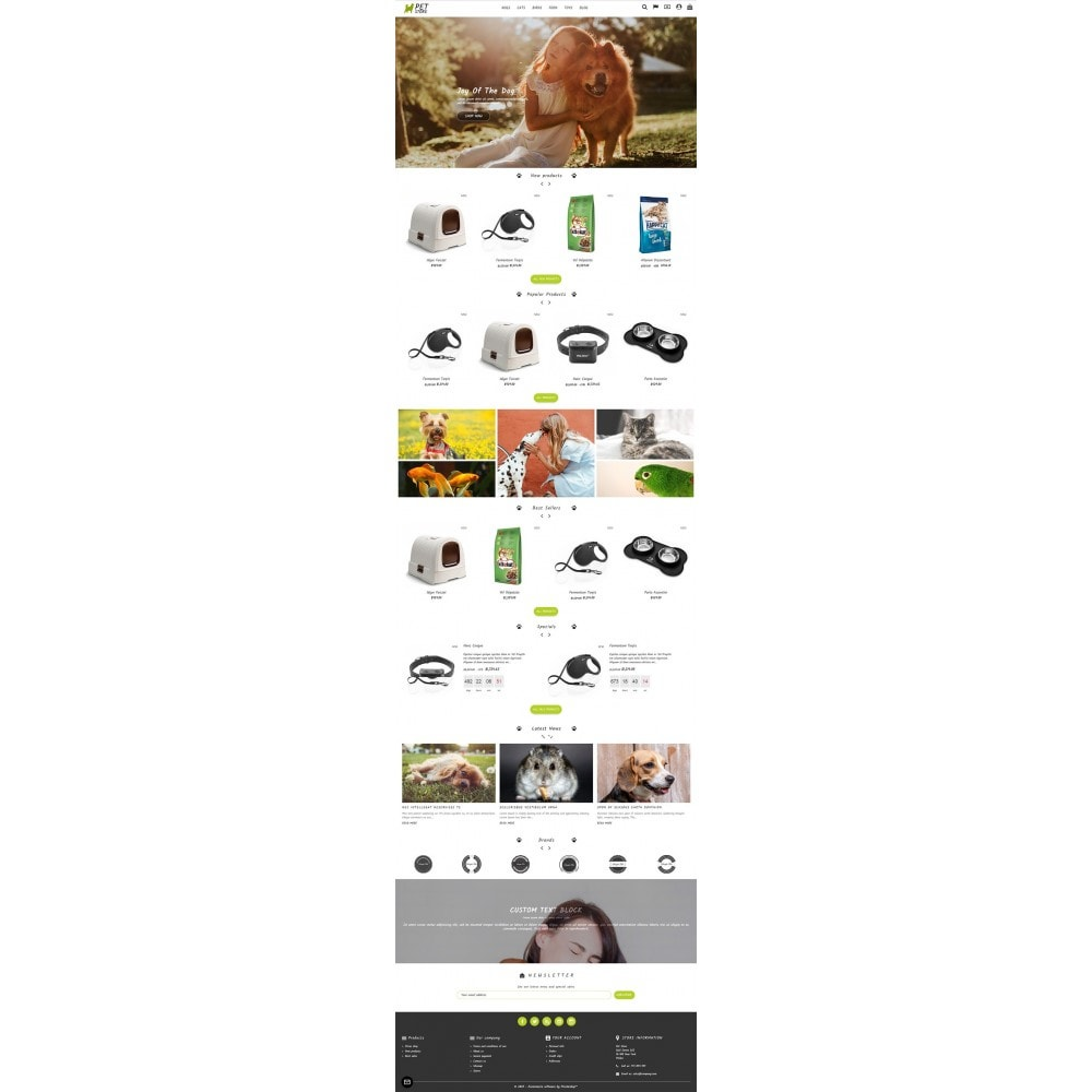 theme - Tier - Pet Store - 2