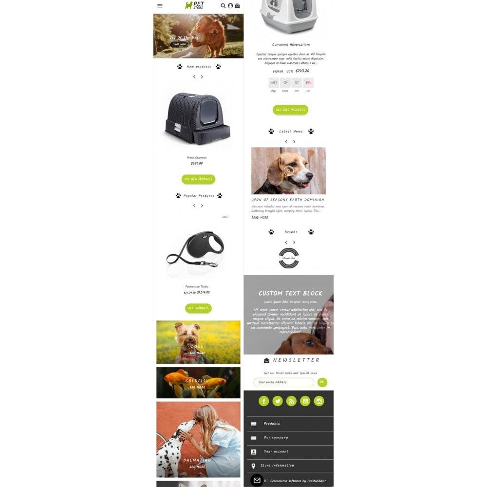 theme - Animali - Pet Store - 5