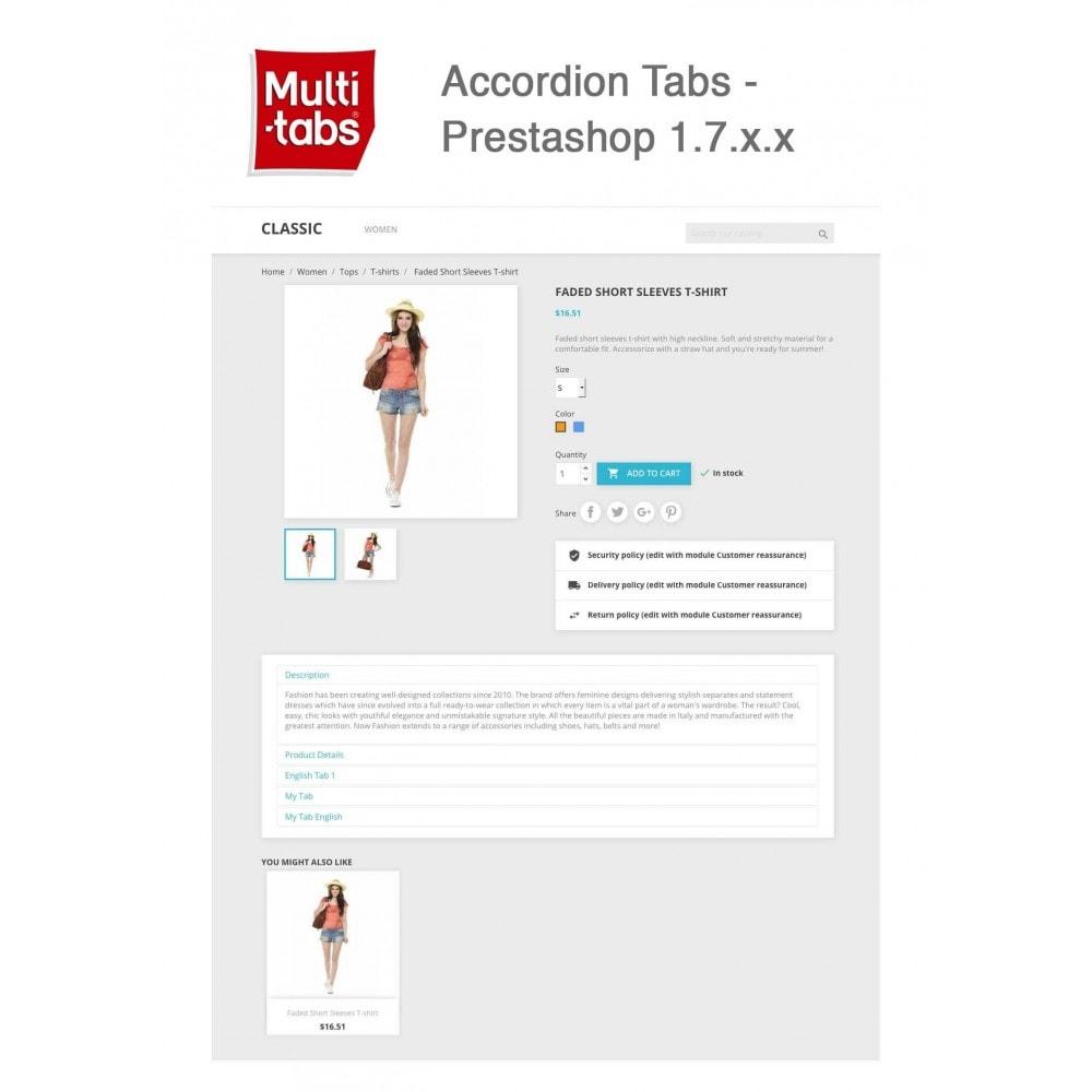 module - Международный рынок и геолокация - Product Tabs (Multi-Language, Responsive, 12 styles) - 23