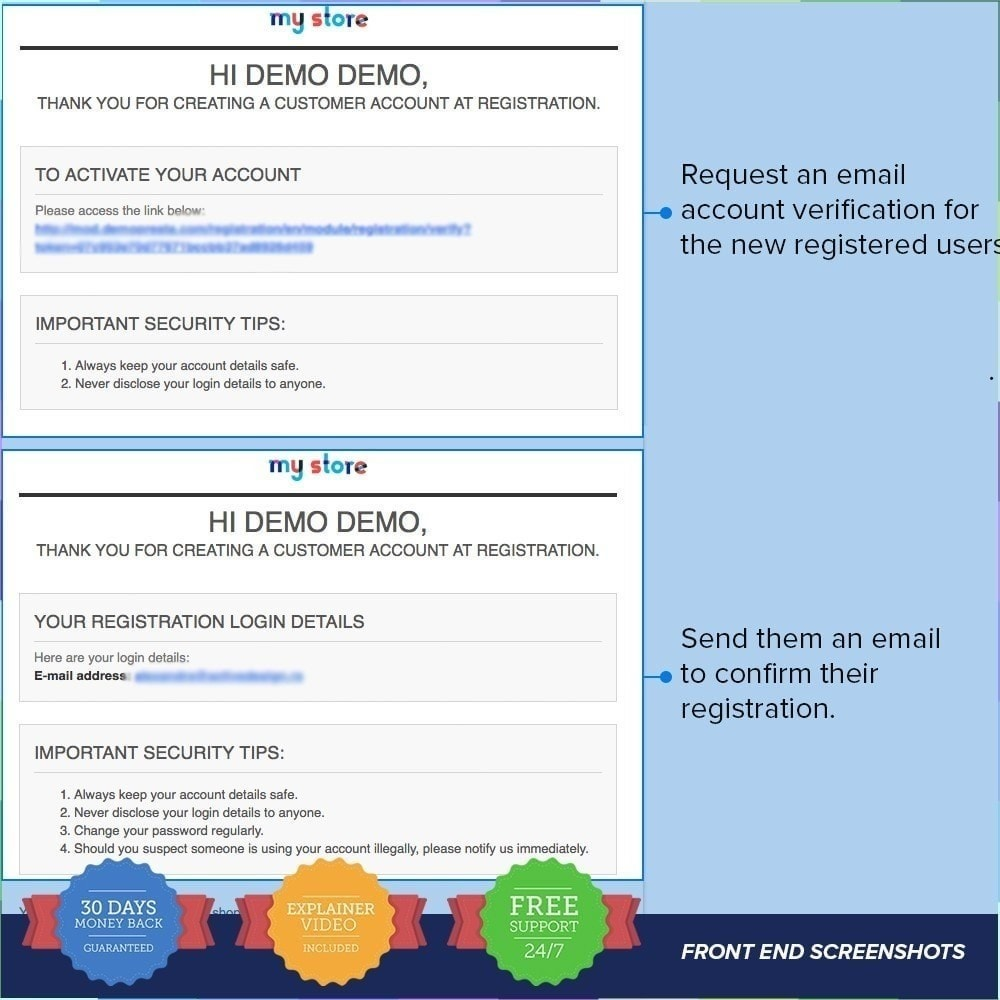 module - Iscrizione e Processo di ordinazione - Registrazione Gruppi Clienti PRO - 3