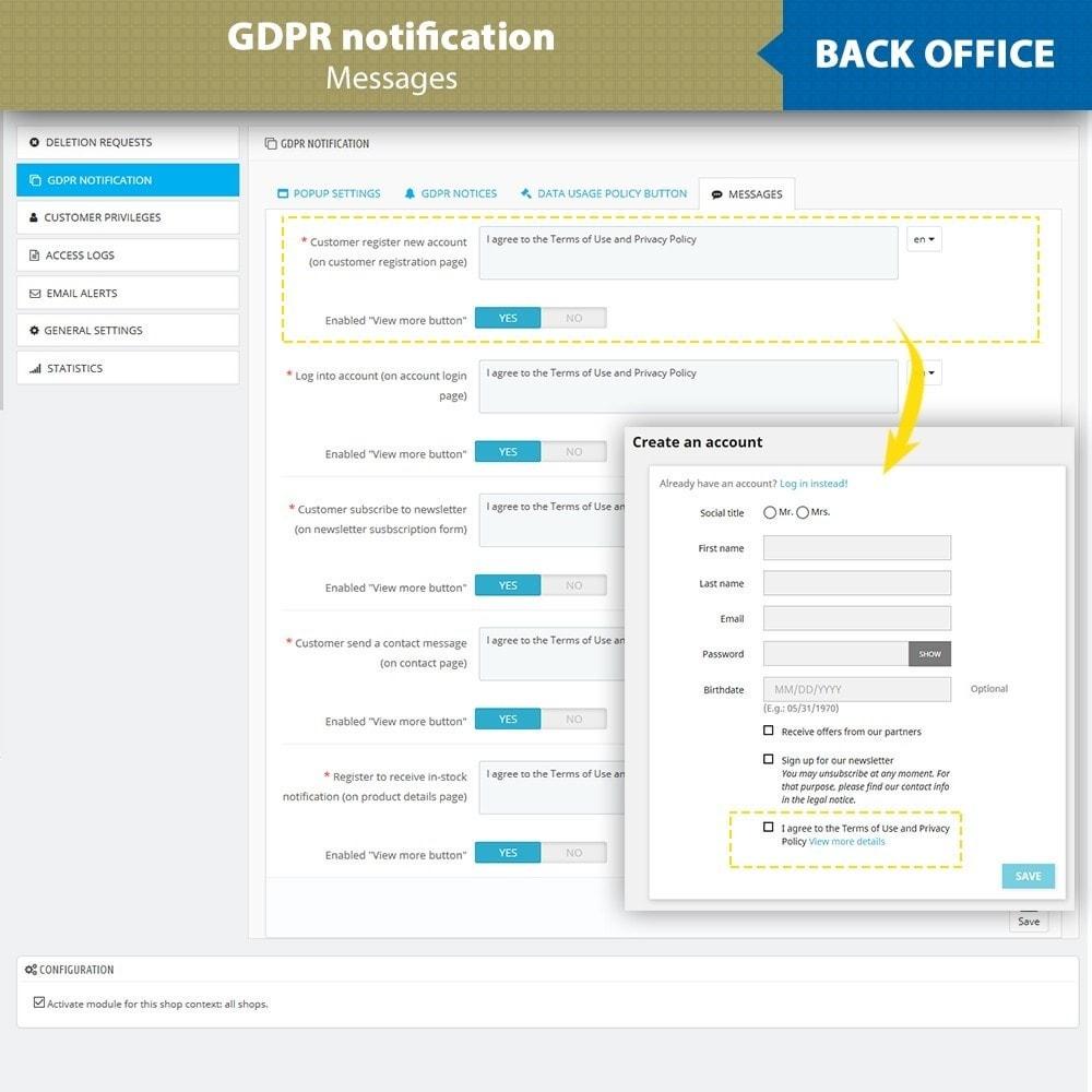 module - Législation - GDPR - 15