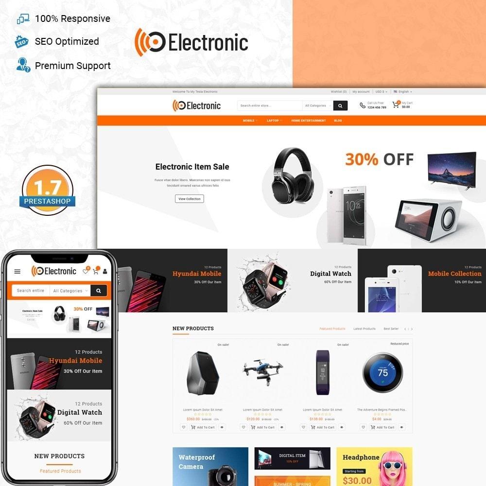 theme - Electronics & Computers - Electronics shop - 1