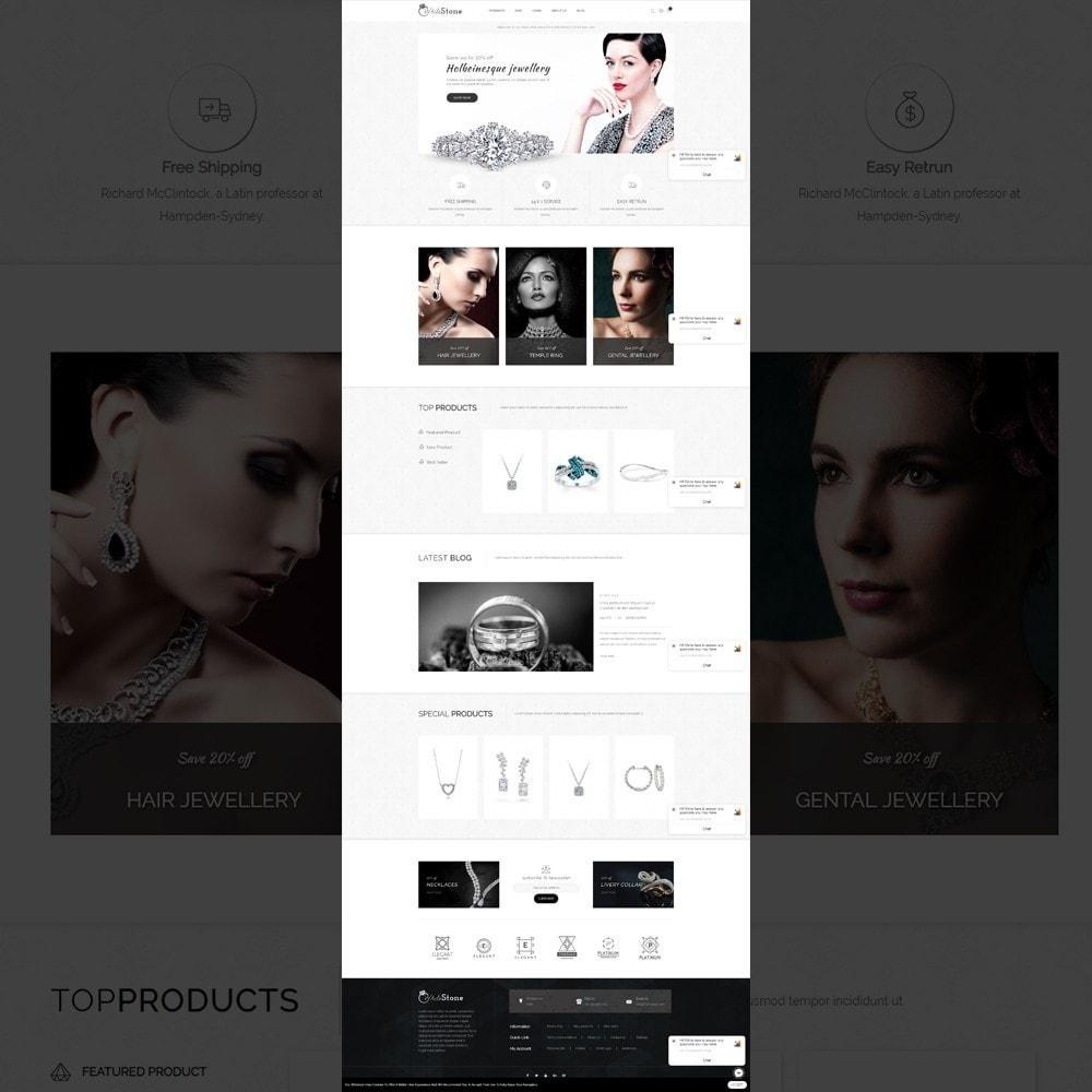 theme - Jewelry & Accessories - Whitestone– Multipurpose jewellery Store - 2