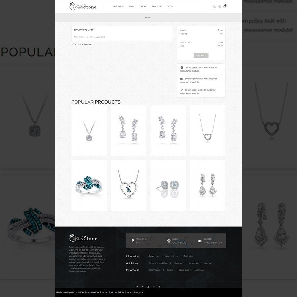theme - Jewelry & Accessories - Whitestone– Multipurpose jewellery Store - 4
