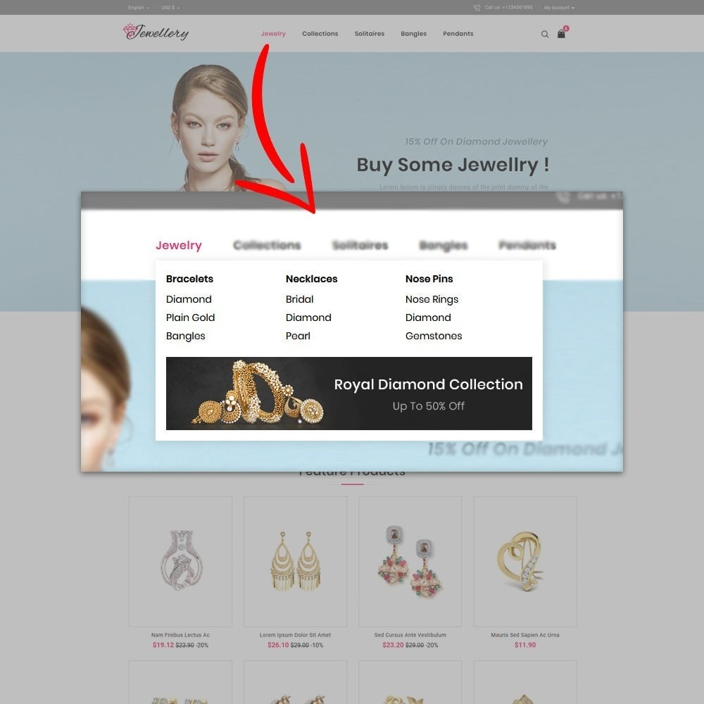 theme - Jewelry & Accessories - Jwellery Store - 6