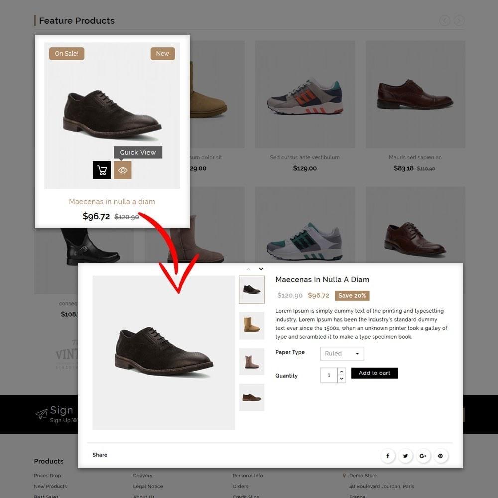 theme - Fashion & Shoes - Trute Shoes store - 8