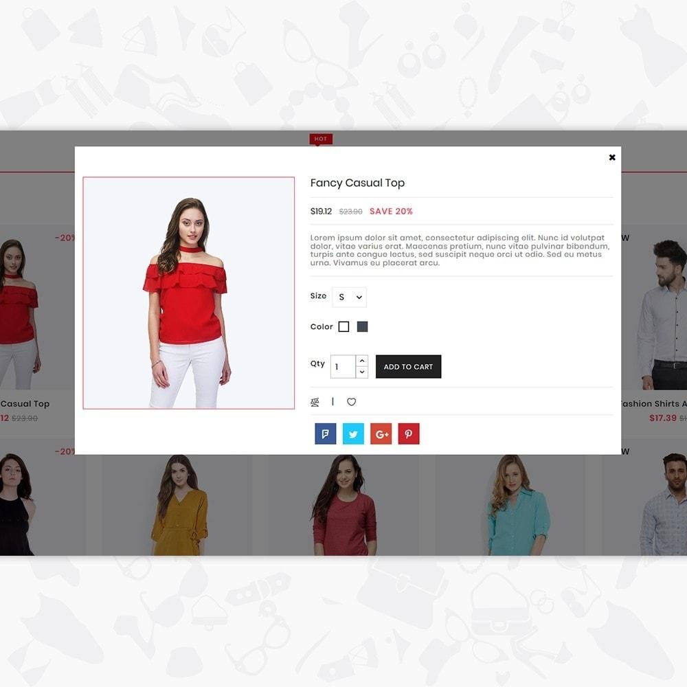 theme - Fashion & Shoes - Stylexa - The Fashion Store - 7