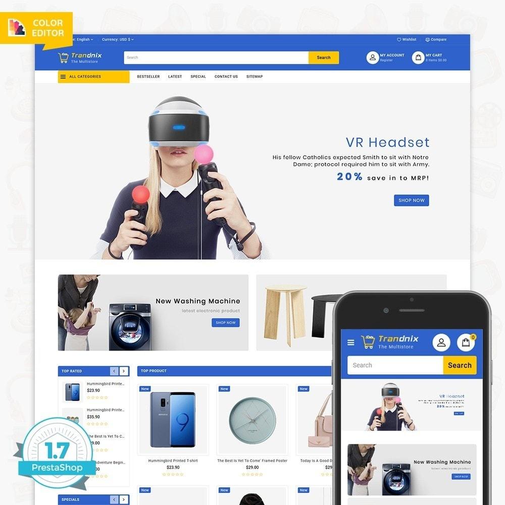 Trandnix - Electronics Store