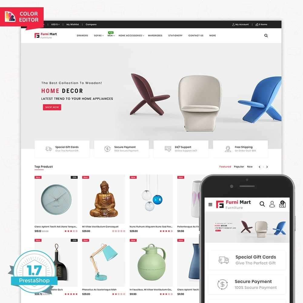 Furnimart -  Furniture Store