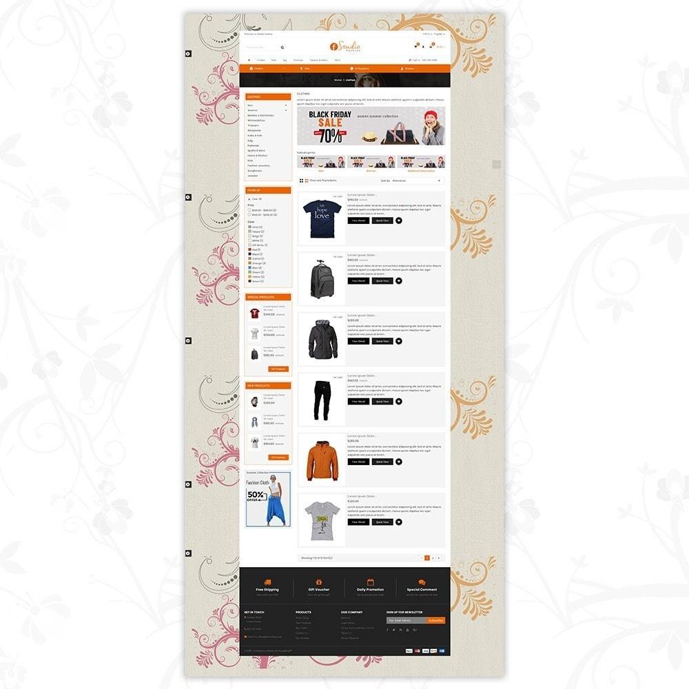 theme - Fashion & Shoes - fStudio - Fashion Store - 4