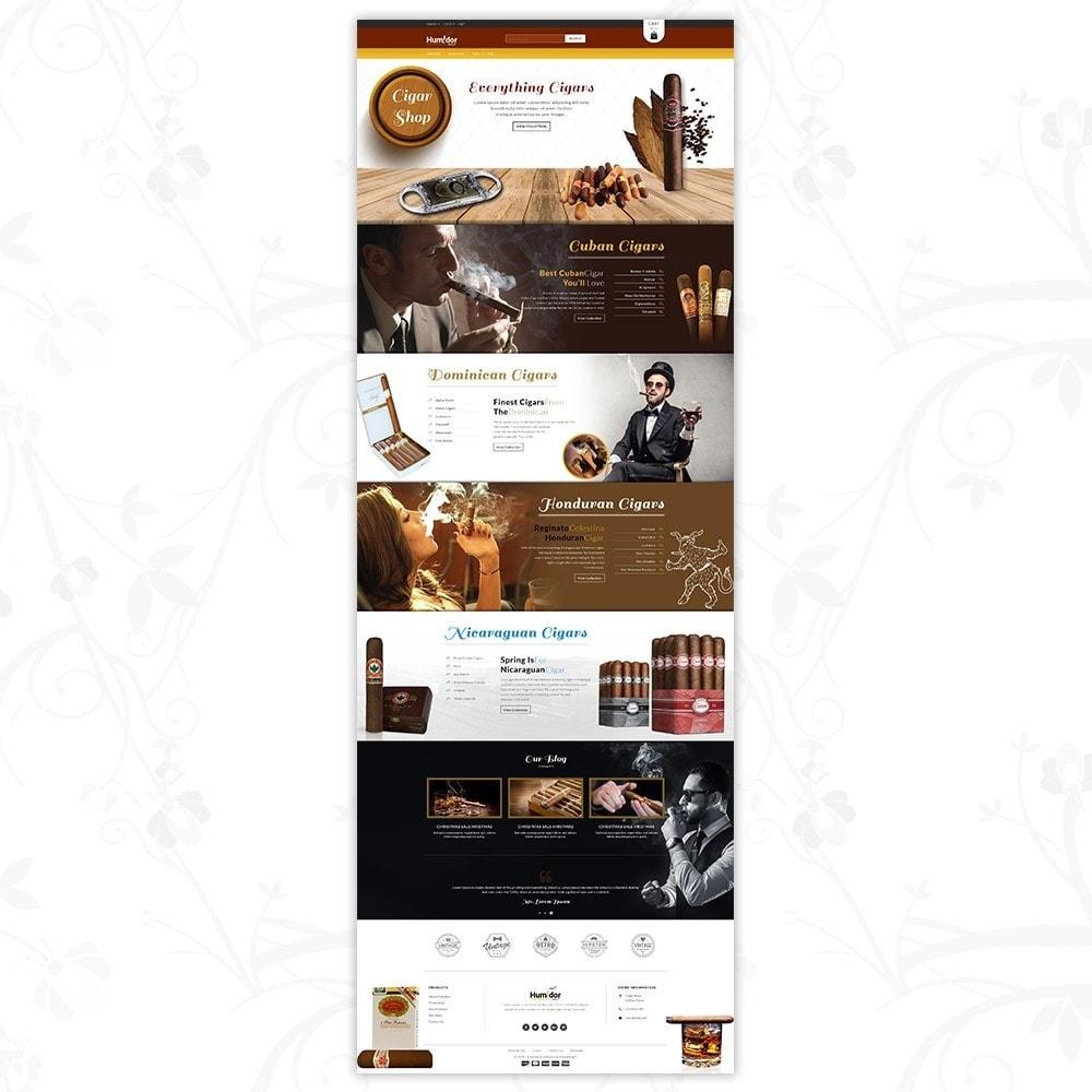Humidor - Cigar Store
