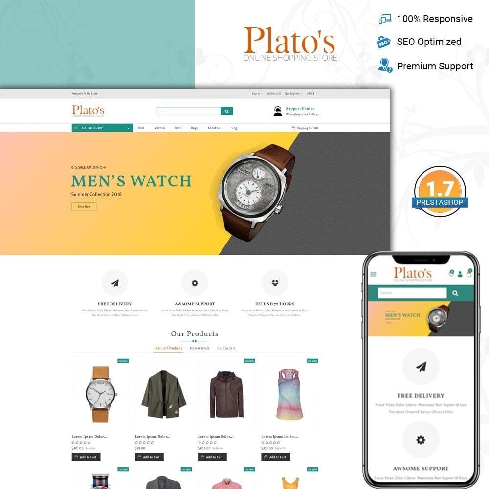 Plato's - Fashion Store