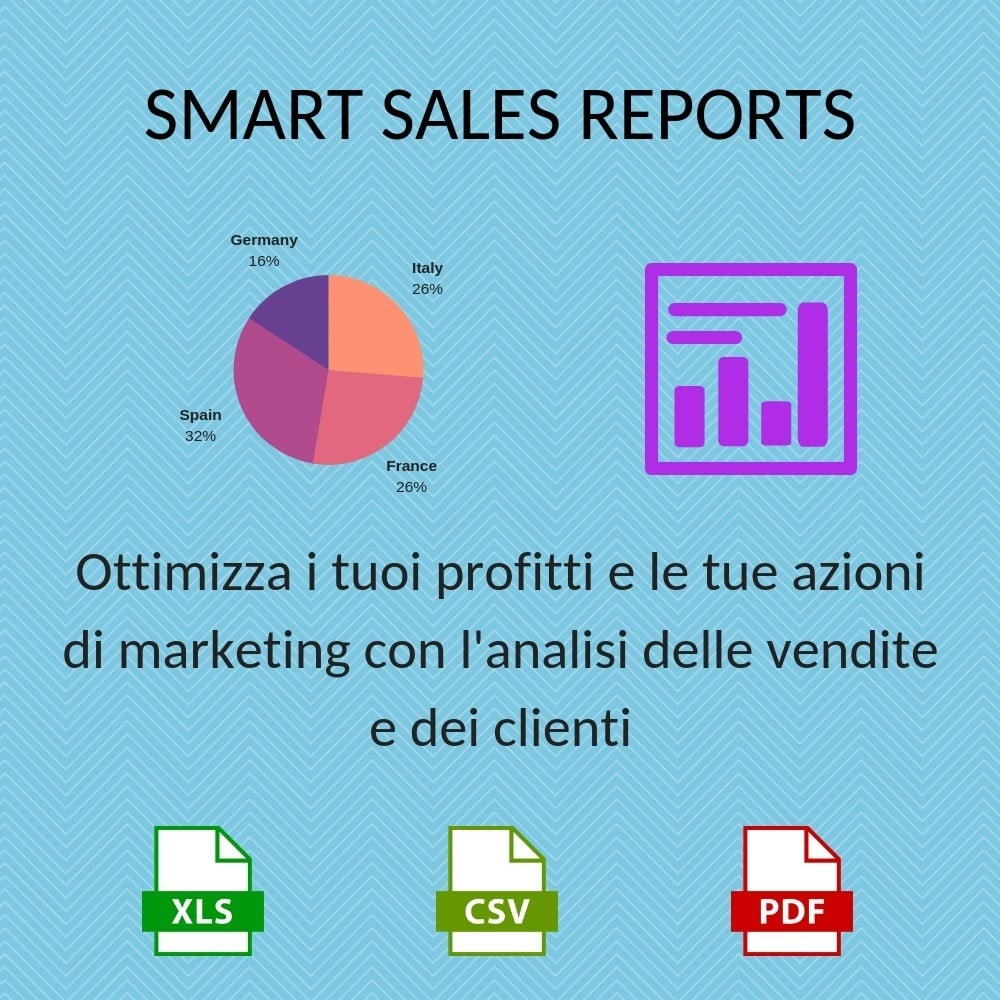 module - Data Import & Export - Smart Sales Reports - 1