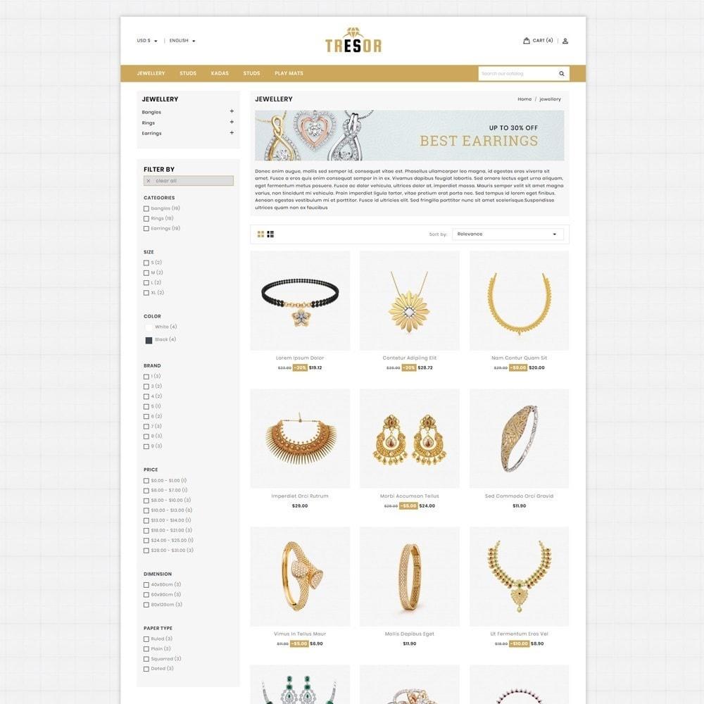 Tresor Jewellery Shop