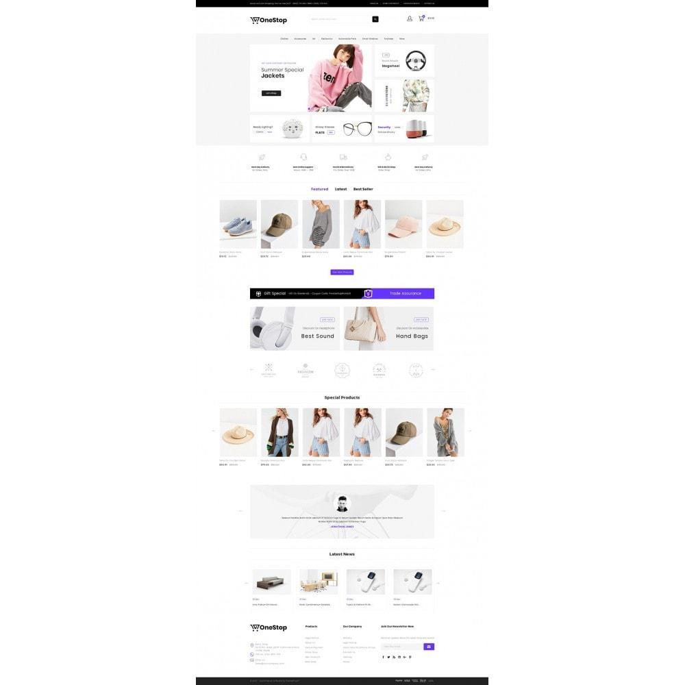 OneStop - Mega Store