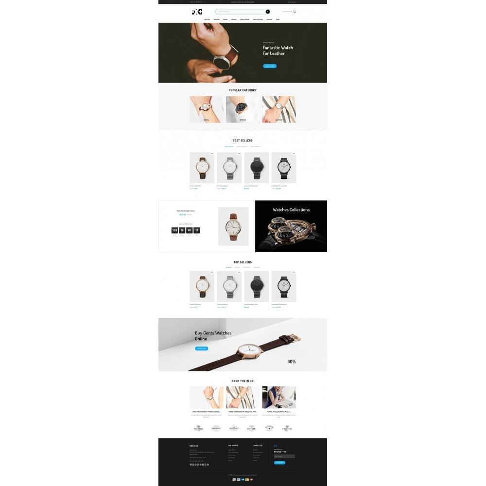 theme - Jewelry & Accessories - FX-Plus Watch Store - 2