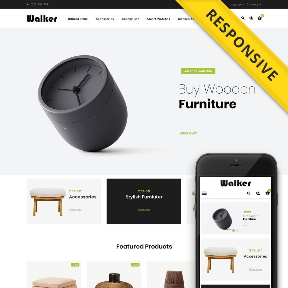 Walker Furniture Store