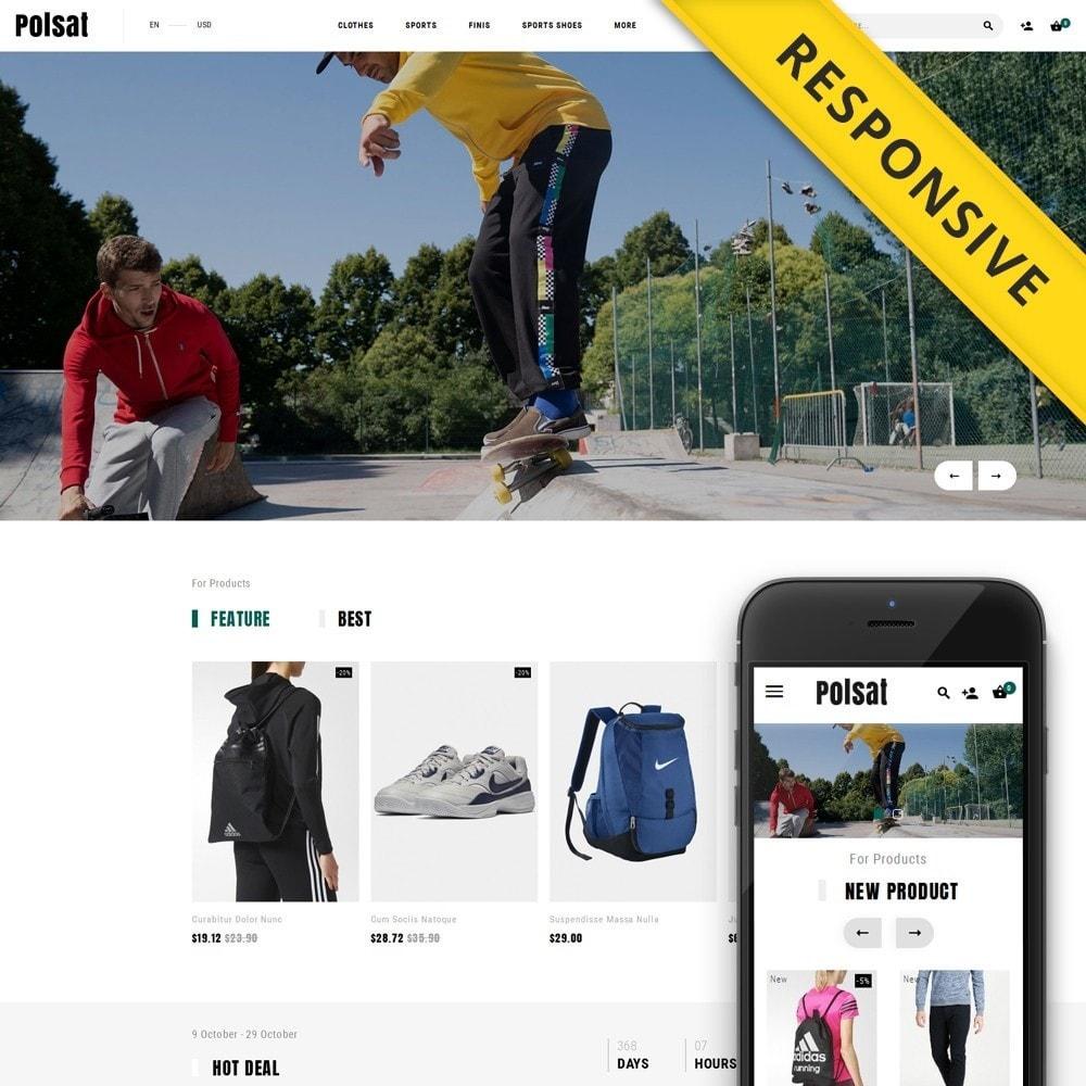 theme - Sport, Loisirs & Voyage - Polsat Sports Shop - 1