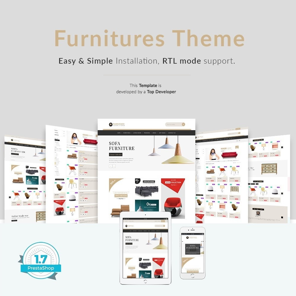 Furnitures - Furniture Online Store