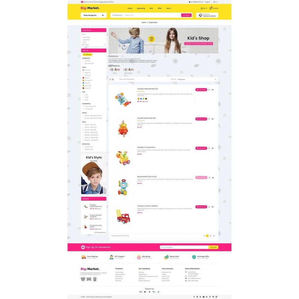 theme - Zabawki & Artykuły dziecięce - Mega Market Kid Toys - 4