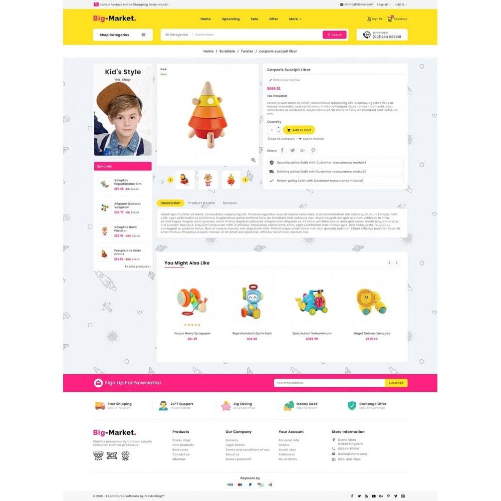theme - Crianças & Brinquedos - Mega Market Kid Toys - 5