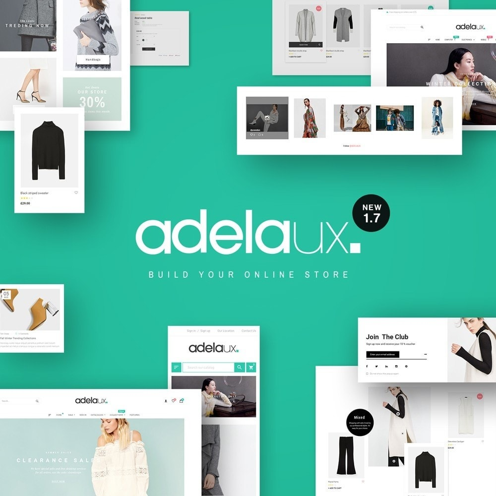 Adelaux Fashion