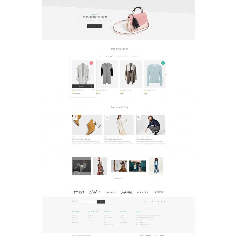 theme - Fashion & Shoes - Adelaux Fashion - 3