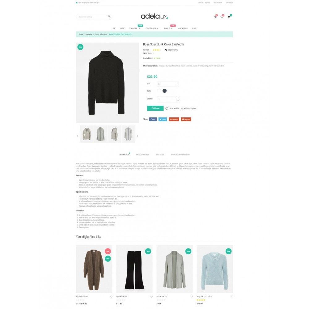 theme - Fashion & Shoes - Adelaux Fashion - 6