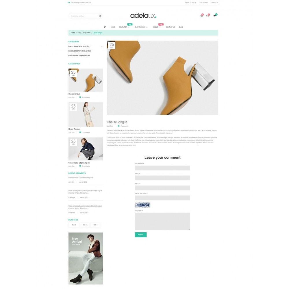 theme - Fashion & Shoes - Adelaux Fashion - 8