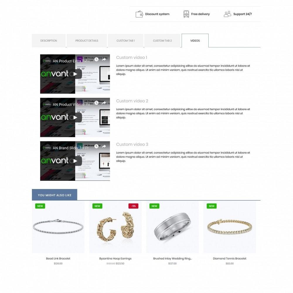theme - Jewelry & Accessories - Polygonatum - 9