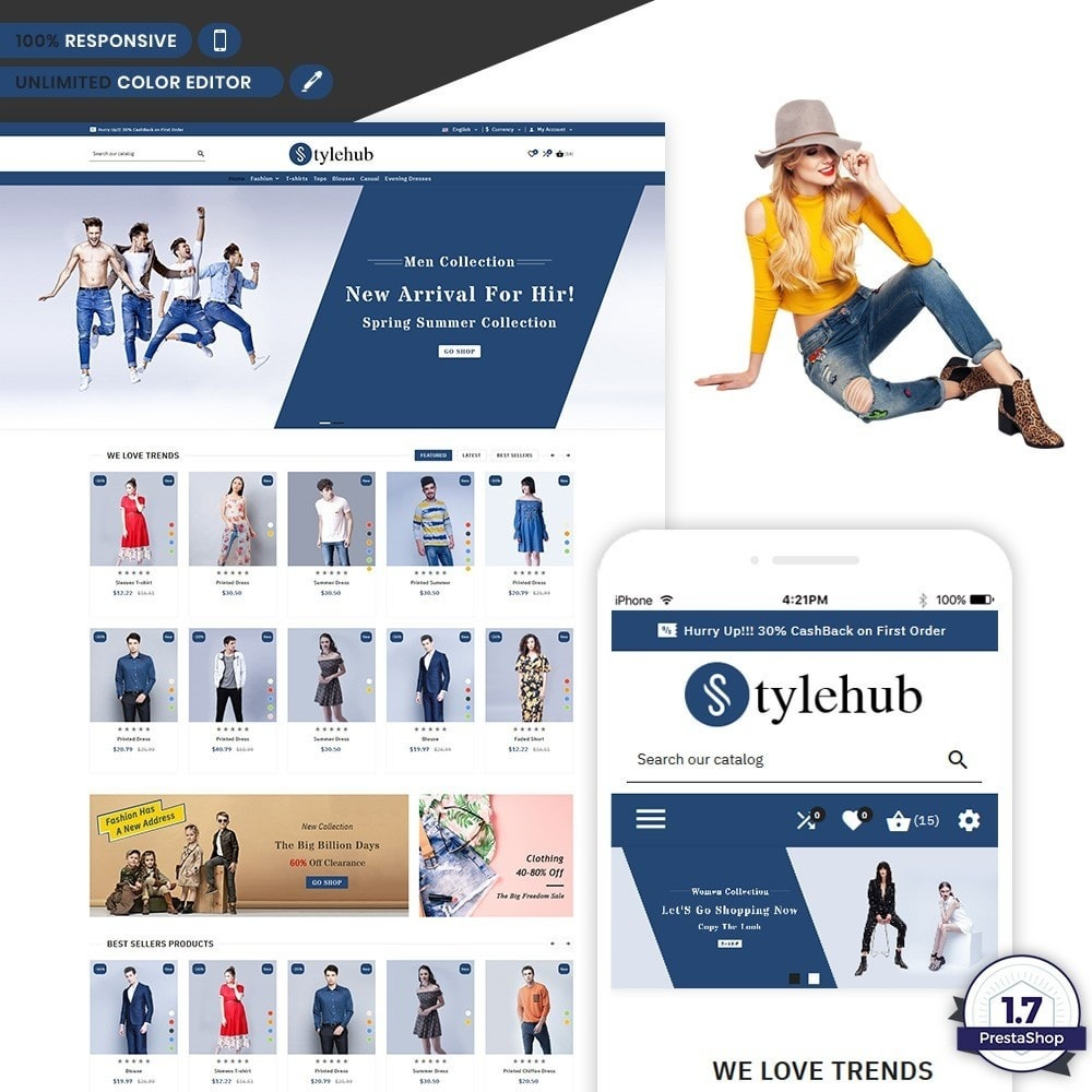 StyleHub - Fashion