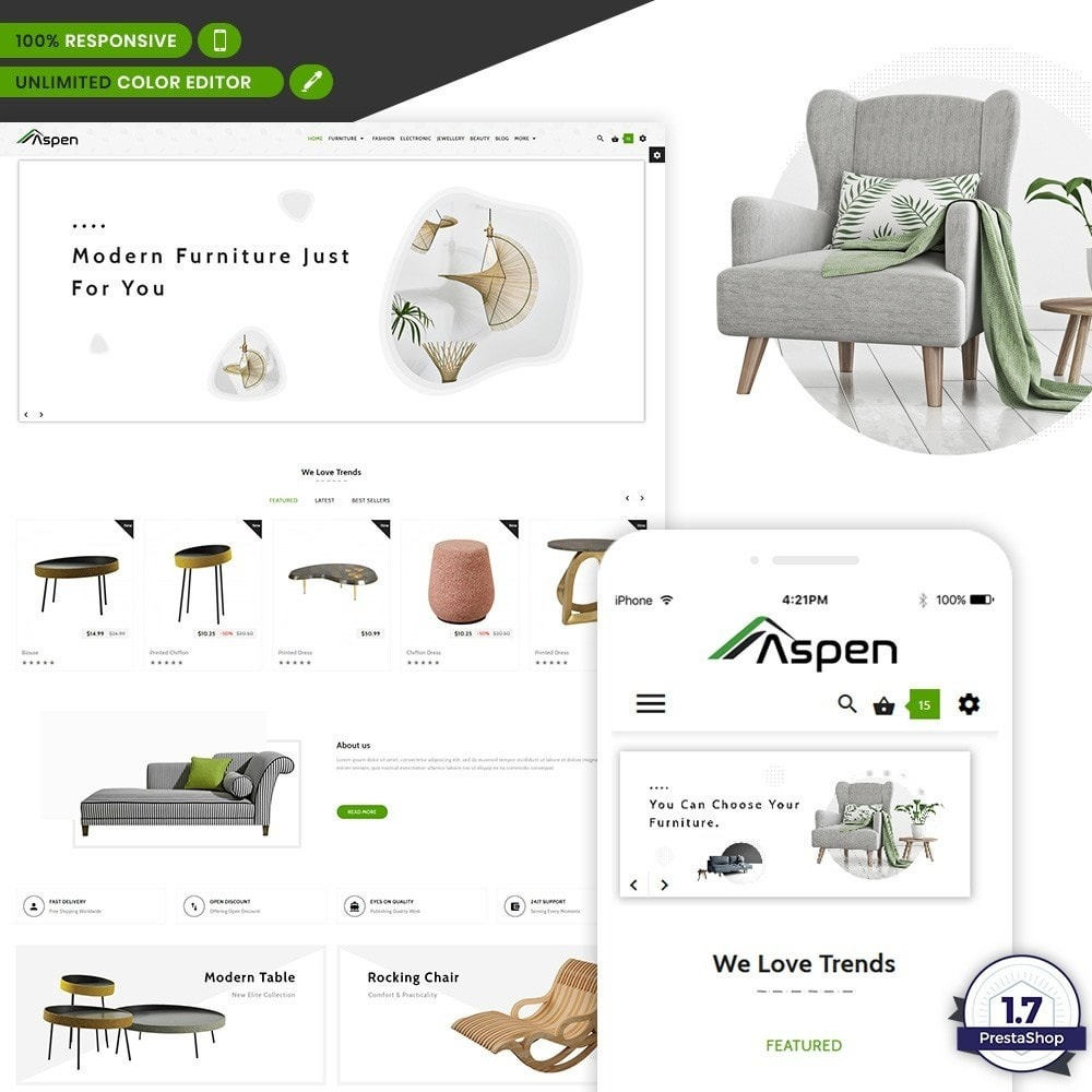 Aspen - Furniture